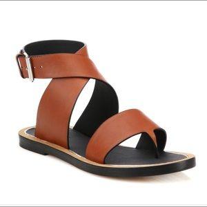 Vince 'Mailin' leather flat sandals